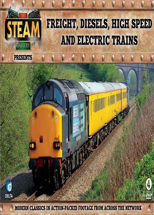 Rent Freight, Diesels, High-speed and Electric Trains Online DVD Rental