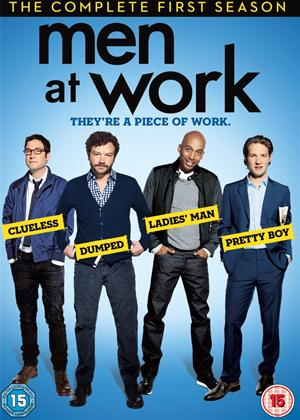 Rent Men at Work: Series 1 Online DVD Rental