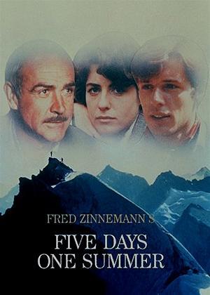 Rent Five Days One Summer Online DVD Rental