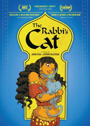 Rent The Rabbi's Cat (aka Le chat du rabbin) Online DVD Rental