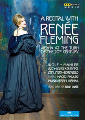 Rent A Recital with Renée Fleming Online DVD Rental