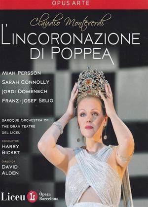 Rent L'incoronazione Di Poppea: Gran Teatre Del Liceu (Bicket) Online DVD Rental