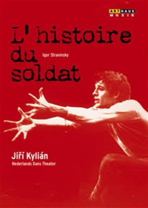 Rent L'histoire Du Soldat: Nederlands Dans Theater Online DVD Rental