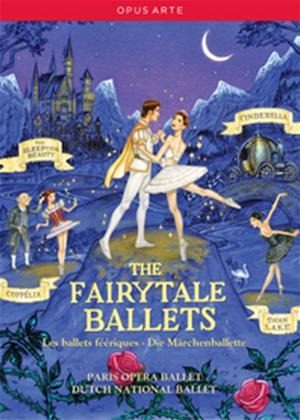 Rent The Fairytale Ballets Online DVD Rental
