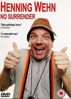 Rent Henning Wehn: No Surrender Online DVD Rental