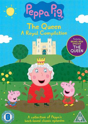 Rent Peppa Pig: The Queen Royal Compilation Online DVD Rental