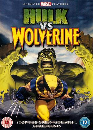 Rent Hulk vs. Wolverine Online DVD Rental