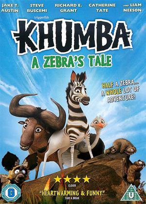 Rent Khumba: A Zebra's Tale (aka Khumba) Online DVD Rental
