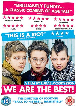 Rent We Are the Best! (aka Vi är bäst!) Online DVD Rental