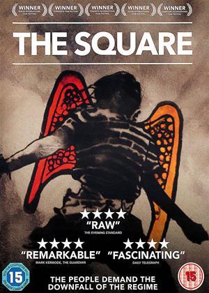 Rent The Square (aka Al Midan) Online DVD Rental