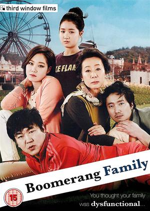 Rent Boomerang Family (aka Go-ryeong-hwa-ga-jok) Online DVD Rental