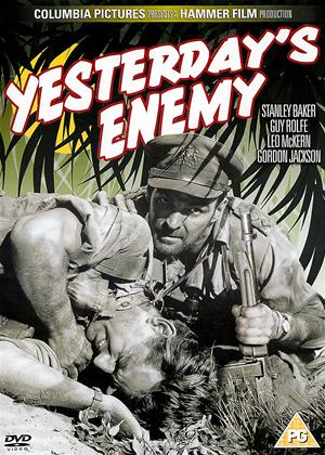 Rent Yesterday's Enemy Online DVD Rental