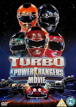 Rent Turbo: A Power Rangers Movie Online DVD Rental