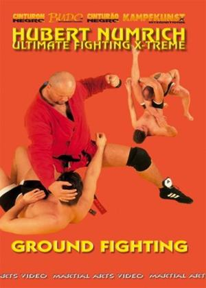 Rent Ultimate Fighting Xtreme: Vol.3: Ground Fighting Online DVD Rental