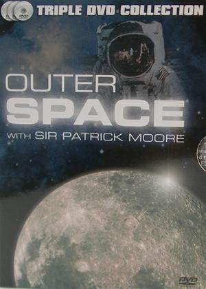 Rent Outer Space with Sir Patrick Moore Online DVD Rental