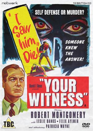 Rent Your Witness Online DVD Rental