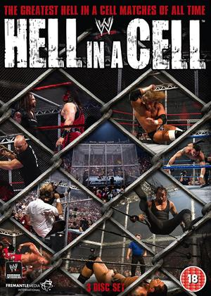Rent WWE: Hell in a Cell Online DVD Rental