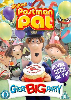Rent Postman Pat: Great Big Party Online DVD Rental
