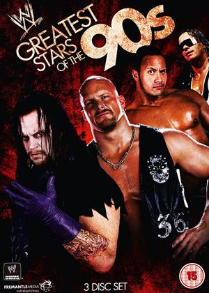 Rent WWE: Greatest Stars of the 90s Online DVD Rental