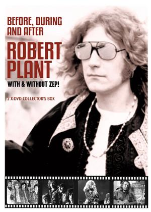 Rent Robert Plant: Before, During and After Online DVD Rental