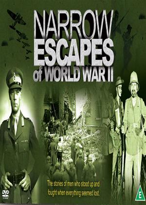 Rent Narrow Escapes of WWII Online DVD Rental