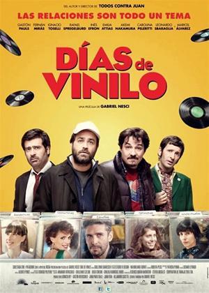 Rent Días de Vinilo Online DVD Rental