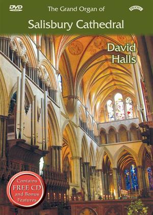 Rent The Grand Organ of Salisbury Cathedral: David Halls Online DVD Rental