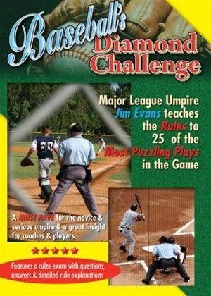Rent Baseball's Diamond Challenge Online DVD Rental