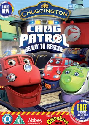 Rent Chuggington: Chuggineers Ready to Rescue Online DVD Rental