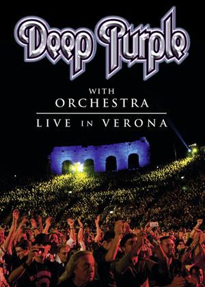 Rent Deep Purple: Live in Verona Online DVD Rental