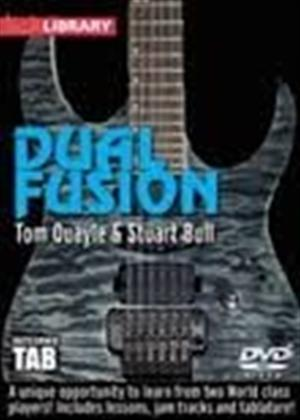 Rent Lick Library: Tom Quayle and Stuart Bull Dual Fusion Online DVD Rental