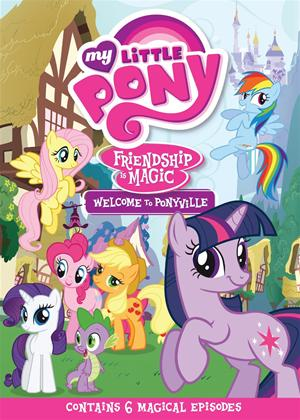Rent My Little Pony: Welcome to Ponyville Online DVD Rental
