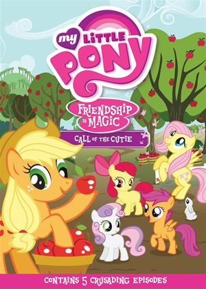 Rent My Little Pony: Call of the Cutie Online DVD Rental