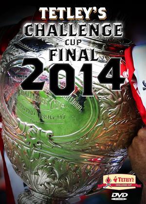 Rent Tetley's Challenge Cup Final: 2014 Online DVD Rental