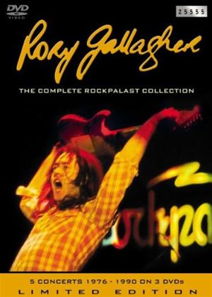 Rent Rory Gallagher: The Definitive Collection Online DVD Rental