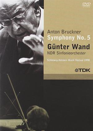 Rent Anton Bruckner: Symphony No. 5 Online DVD Rental