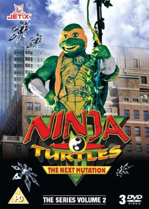 Rent Ninja Turtles: The Next Mutation: Vol.2 Online DVD Rental