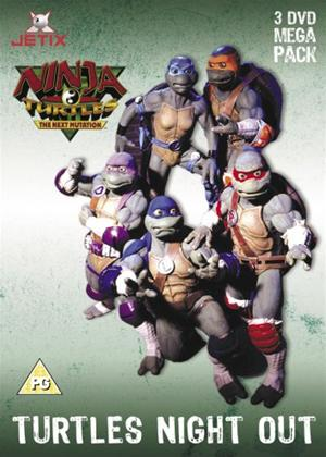 Rent Ninja Turtles: The Next Mutation: Vol.1 Online DVD Rental
