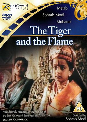 Rent The Tiger and the Flame (aka Jhansi Ki Rani) Online DVD Rental