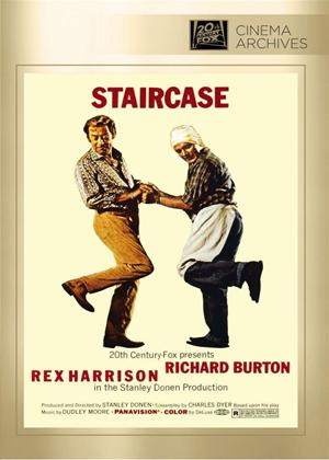 Rent Staircase (aka L'escalier) Online DVD Rental