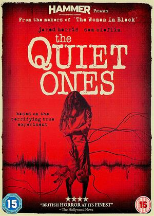 Rent The Quiet Ones Online DVD & Blu-ray Rental