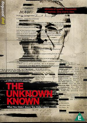 Rent The Unknown Known Online DVD Rental