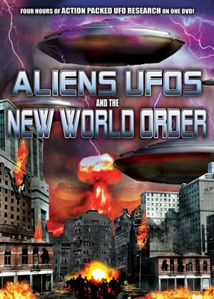Rent Aliens, UFOs and the New World Order Online DVD Rental