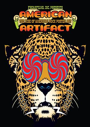 Rent American Artifact: The Rise of American Rock Poster Art Online DVD Rental