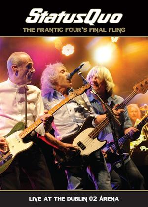 Rent Status Quo: The Frantic Four Final Fling Online DVD Rental