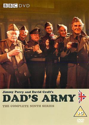 Rent Dad's Army: Series 9 Online DVD Rental