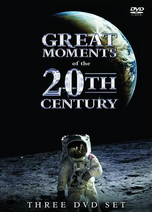 Rent Great Moments of the 20th Century Online DVD Rental