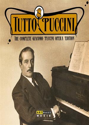 Rent Tutto Puccini: The Complete Giacomo Puccini Opera Edition Online DVD Rental