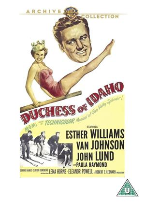 Rent Duchess of Idaho Online DVD Rental