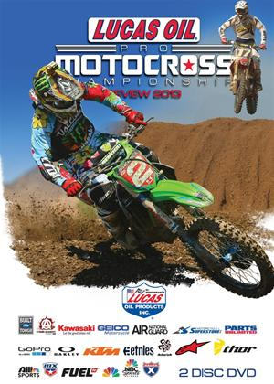 Rent AMA Motocross Championship Review: 2013 Online DVD Rental